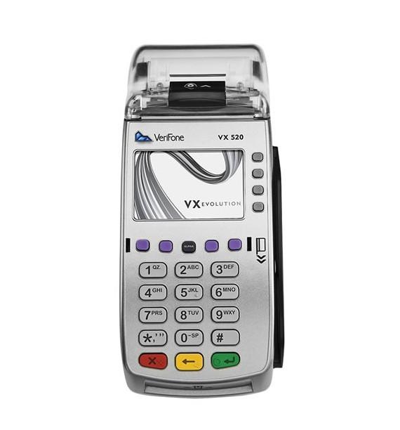 Terminal stacjonarny Verifone VX 520
